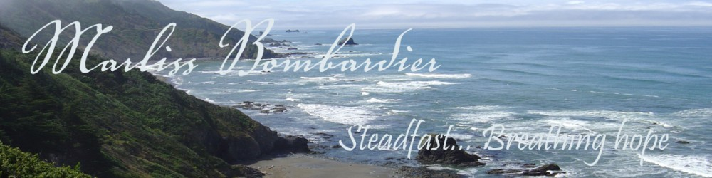 Steadfast… Breathing Hope