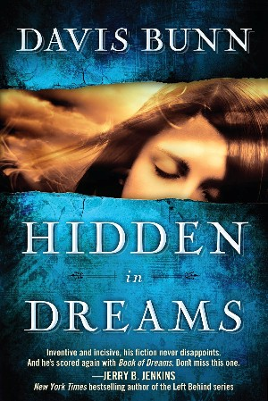 Hidden in Dreams book cover